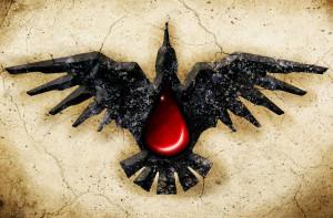 blood_raven_wallpaper